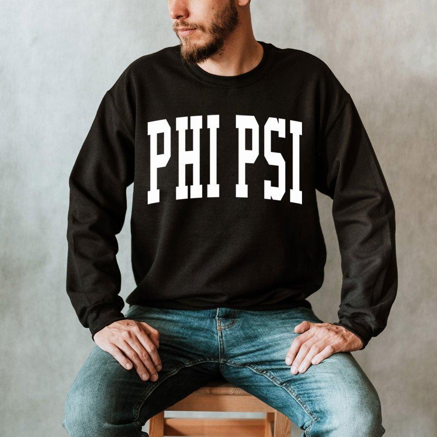 Phi Kappa Psi Nickname Crewneck Sweatshirt
