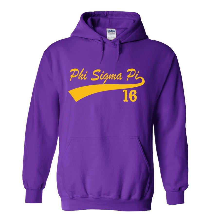 Phi Sigma Pi Tail Hoodie