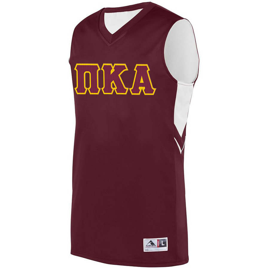 DISCOUNT-Pi Kappa Alpha Alley-Oop Basketball Jersey