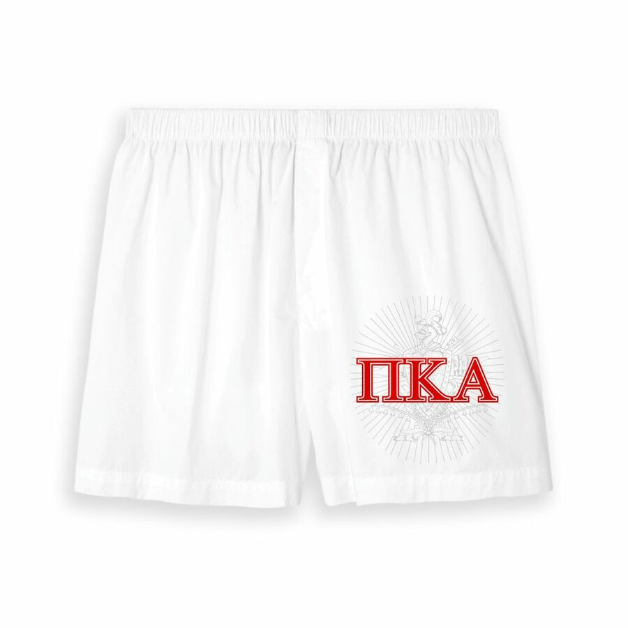 Pi Kappa Alpha Boxer Shorts