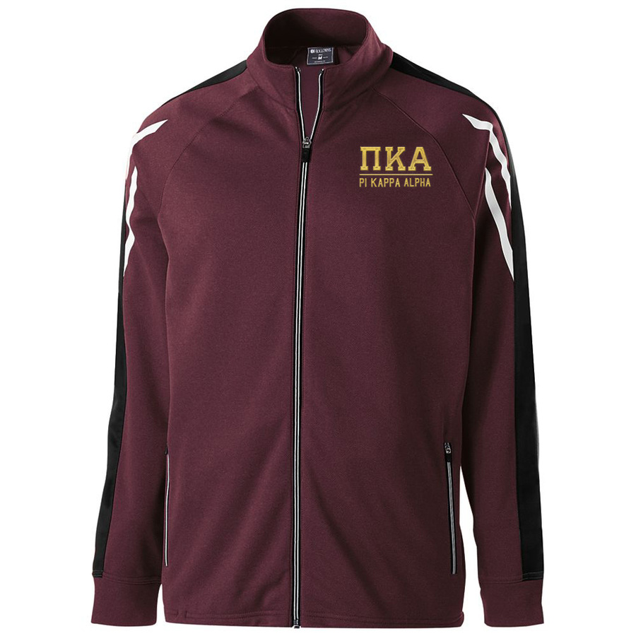 Pi Kappa Alpha Flux Track Jacket
