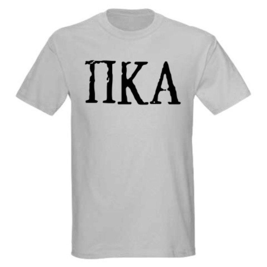 Pi Kappa Alpha Type Greek Shirt