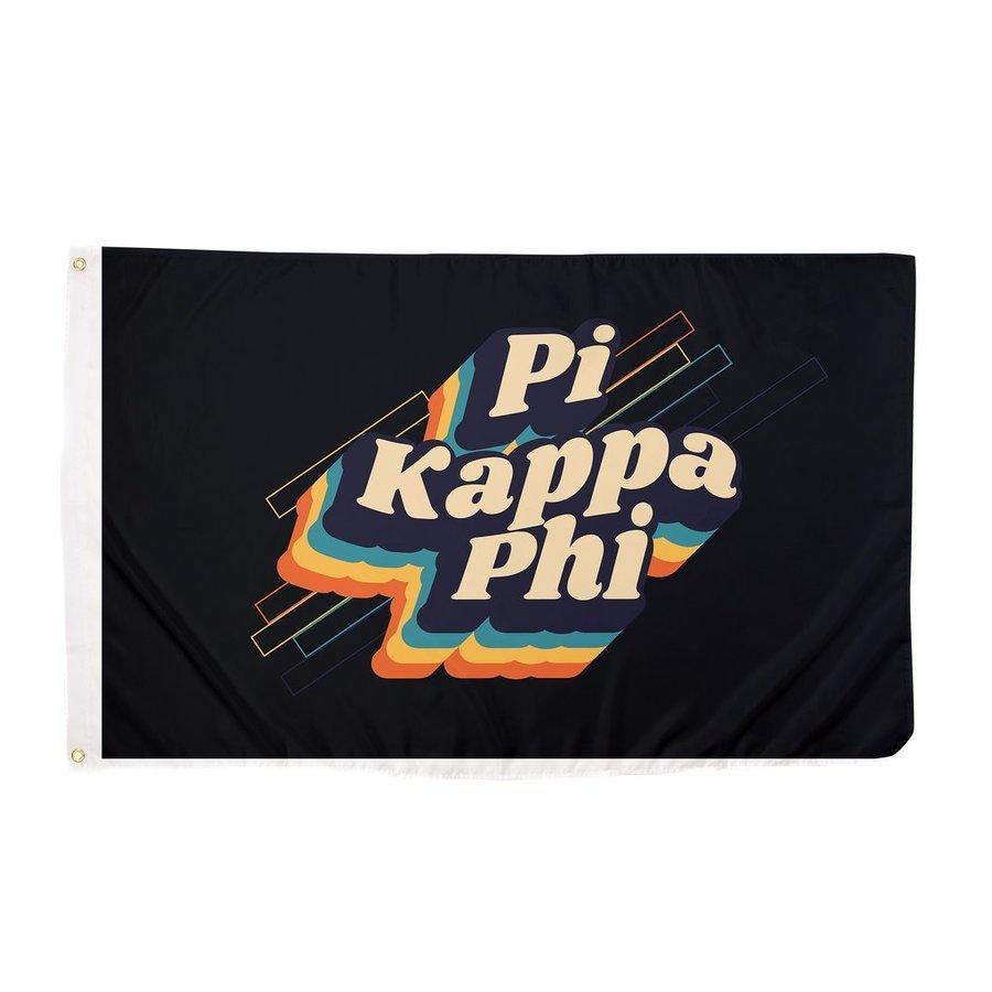Pi Kappa Phi 70's Flag