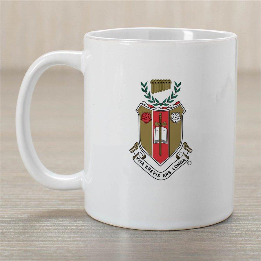 Sigma Alpha Iota Crest Coffee Mug
