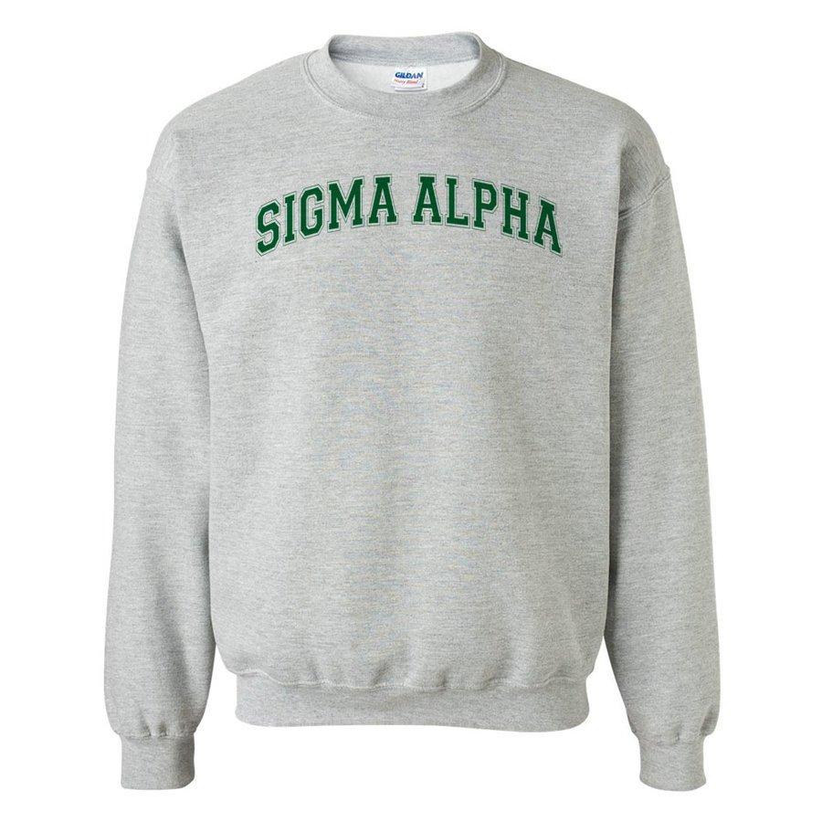 Sigma Alpha Nickname College Crew