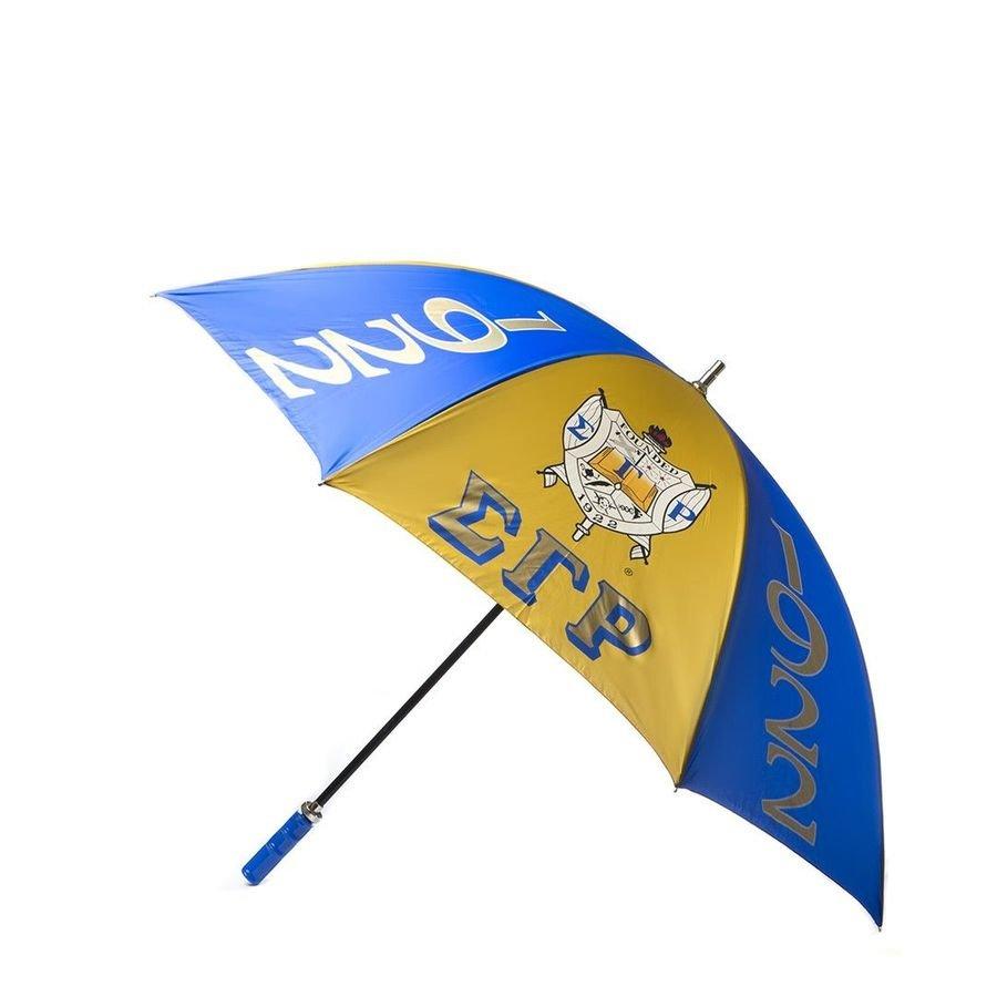 """Sigma Gamma Rho 30"""" Jumbo Umbrella"""