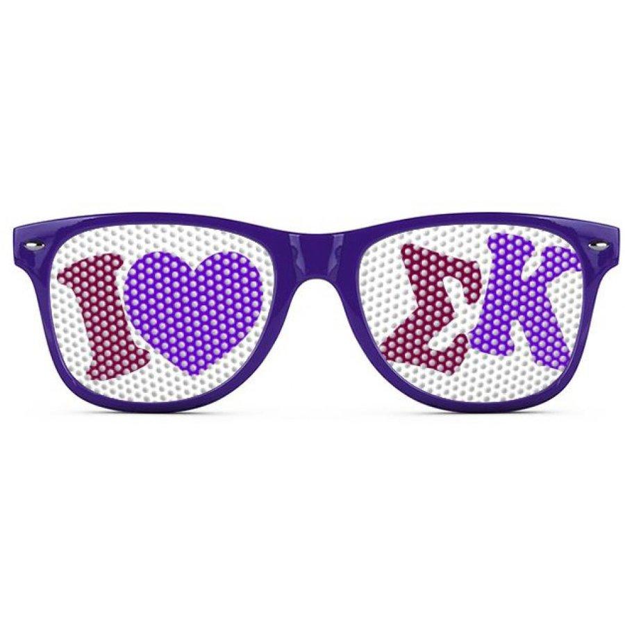Sigma Kappa Wayfarer Style Lens Sunglasses