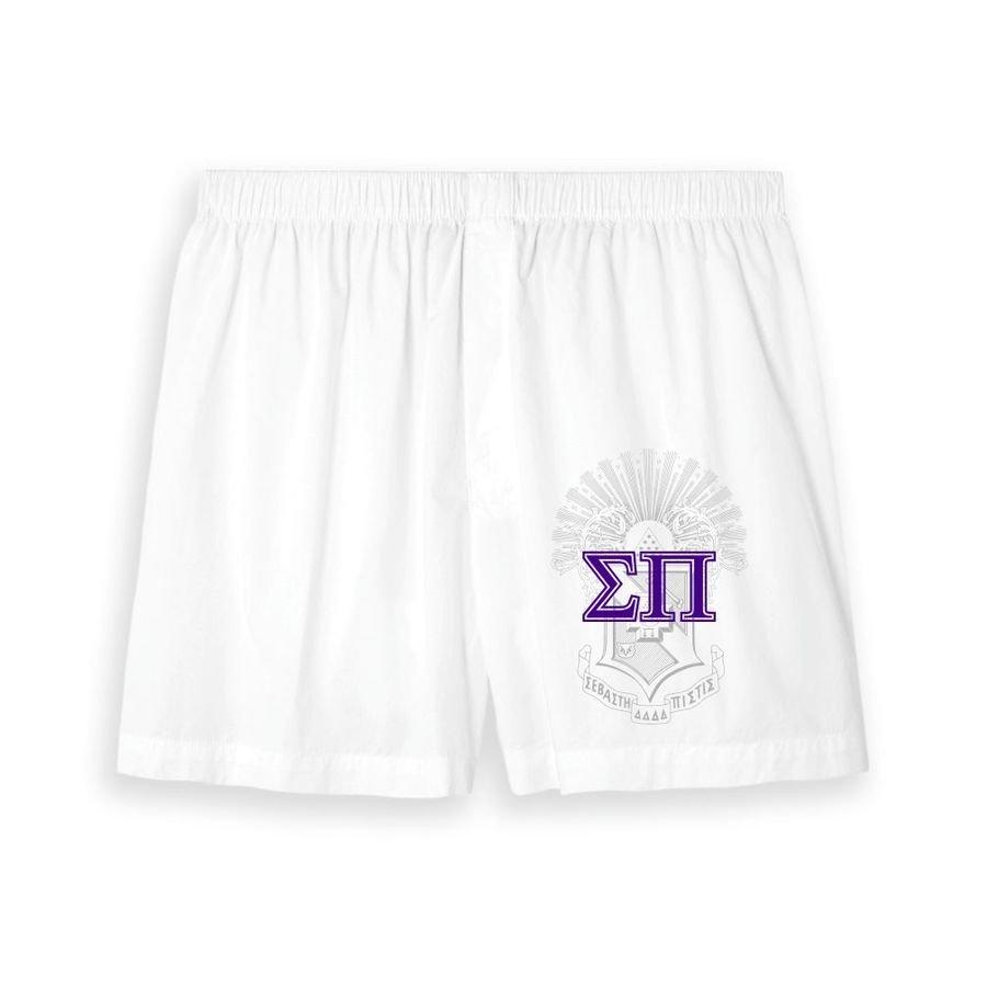 Sigma Pi Boxer Shorts