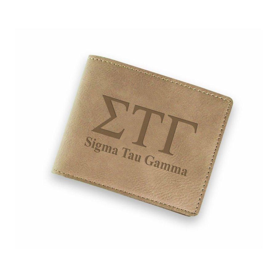 Sigma Tau Gamma Fraternity Wallet