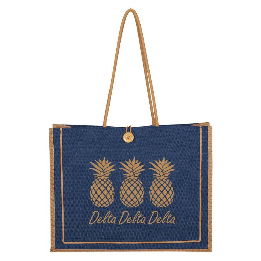 Sorority Paradise Jute Bag