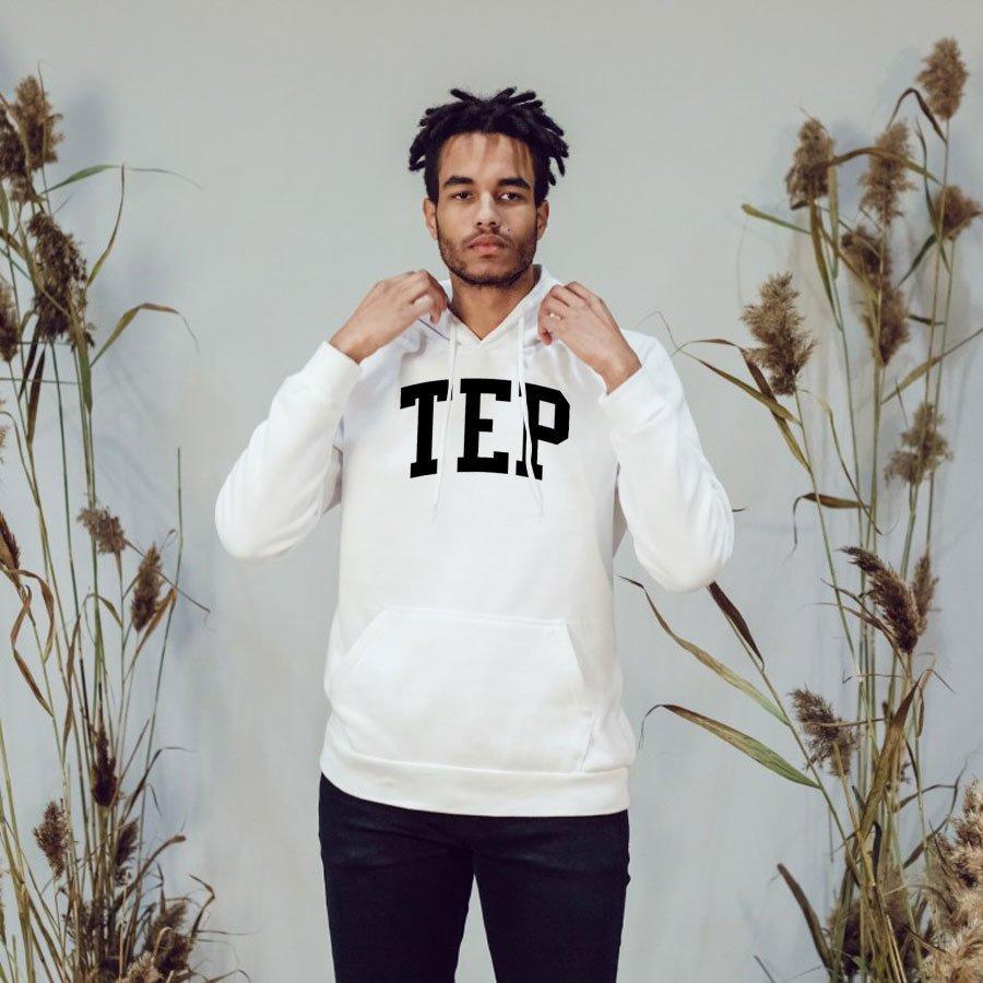 Tau Epsilon Phi Nickname Hooded Sweatshirt