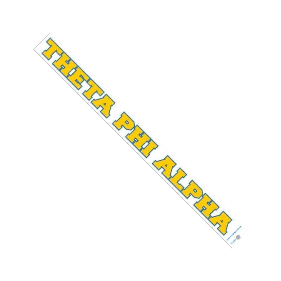 Theta Phi Alpha Long Window Decals Stickers