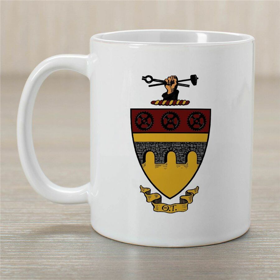 theta tau Coffee Mug - Personalized!