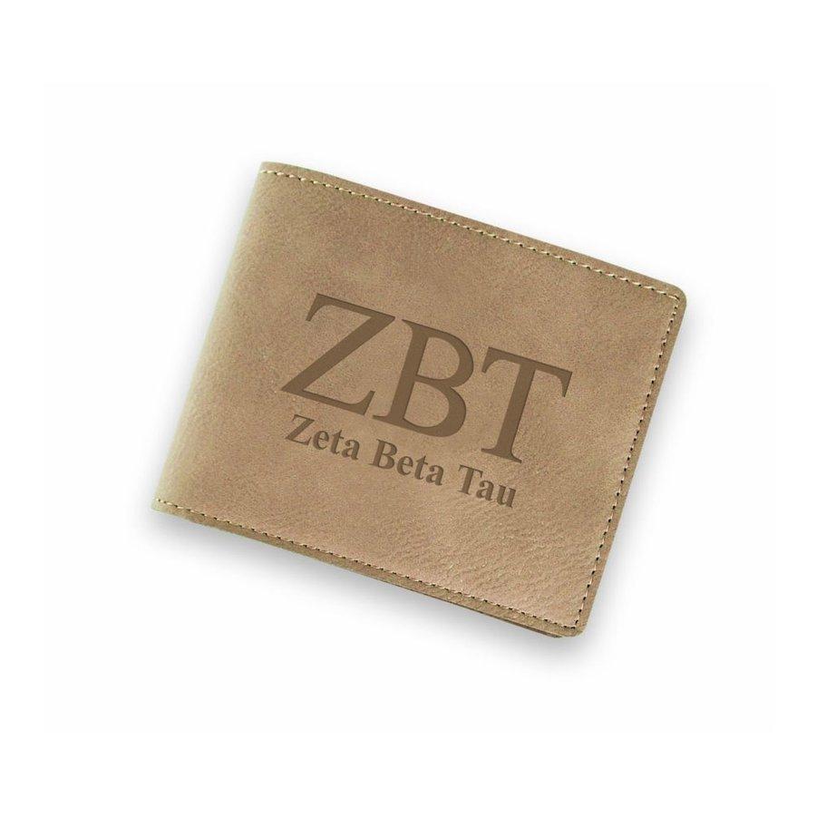 Zeta Beta Tau Fraternity Wallet