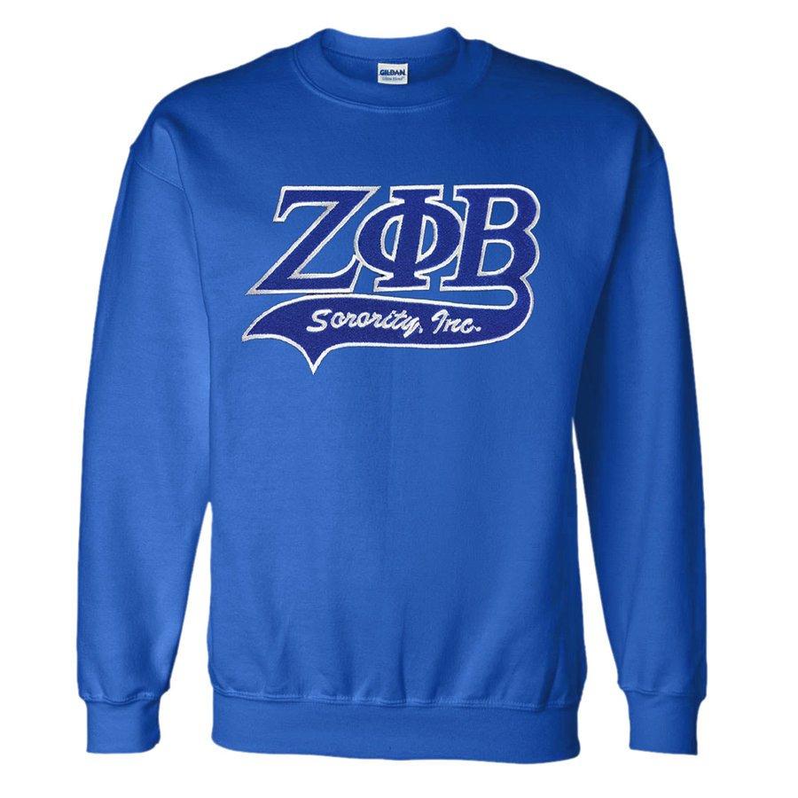 DISCOUNT-Zeta Phi Beta Sweatshirt