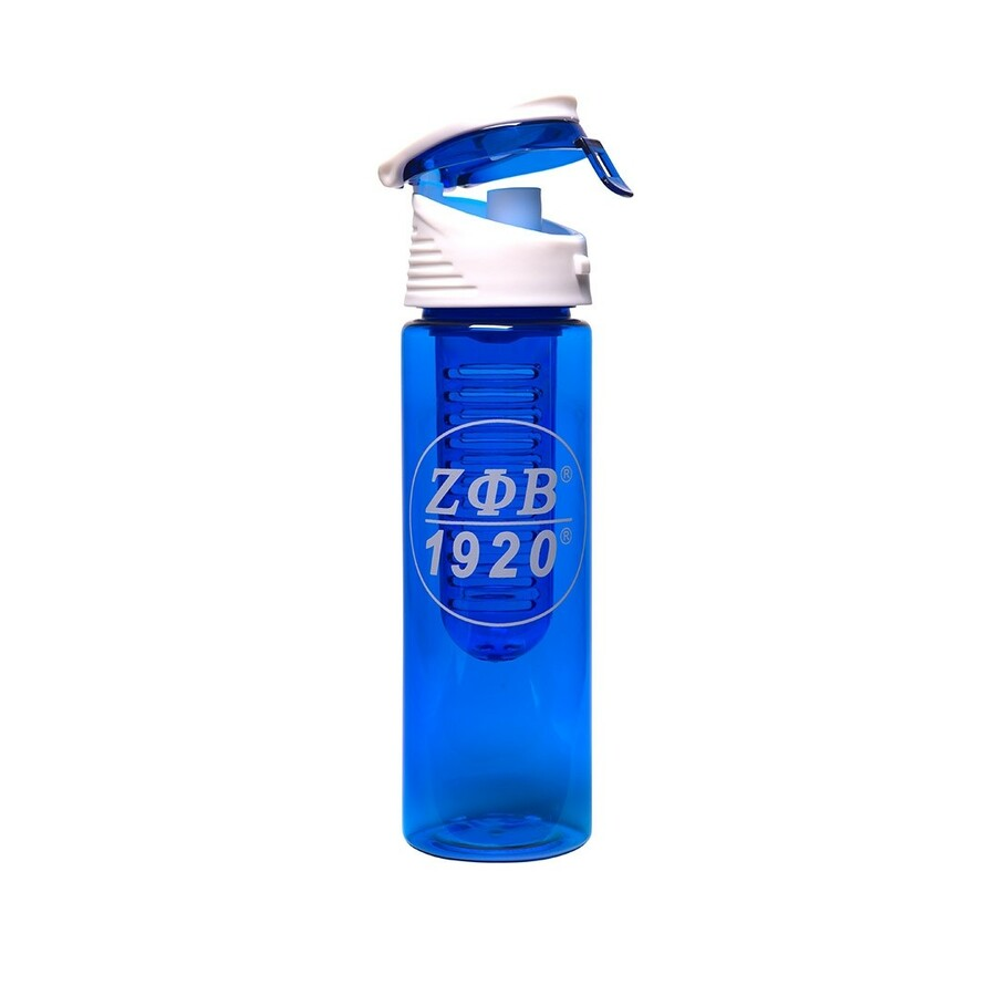 Zeta Phi Beta Tritan Water Bottle