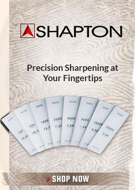Shapton Stones