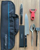 Chefknivestogo Starving Line Cook Set