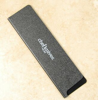 CKTG Black Felt Knife Guard 7