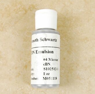 CBN 1 Ounce Emulsion 4.0 Micron