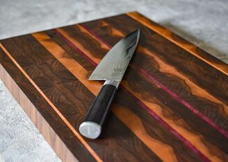 BS Customs Cutting Board 18