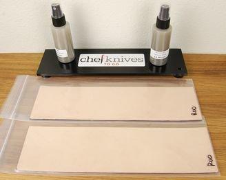 Chefknivestogo Roo Stropping Set 3x11