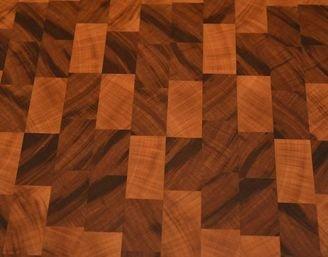 CKTG Tiger Wood Cutting Board 18