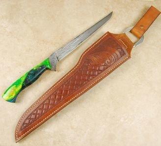 Doberman Forge 52100 Fillet Knife 185mm
