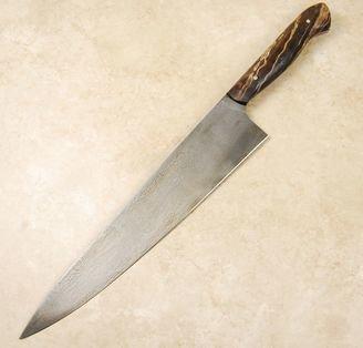 Doberman Forge 52100 Gyuto 240mm