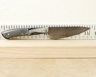 Doberman Forge 80crv2 Paring 108mm