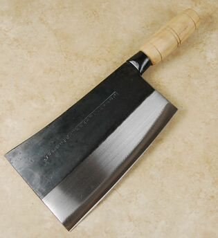 Fook Kee Ironware Meat Cleaver 180mm