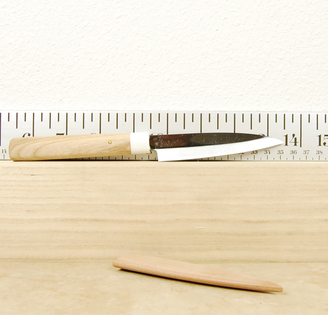 Maruyoshi V1 Paring Knife 90mm With Saya