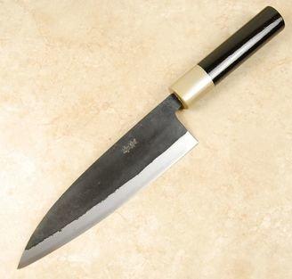 Yoshimitsu Fugen White #1 Gyuto 185mm