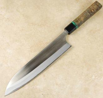 Gihei ZDP189 Gyuto 240mm Custom