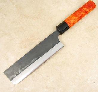 Gihei White #2 Nakiri 165mm Custom