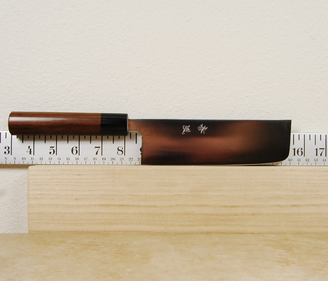 Harukaze AS Wa Nakiri 165mm