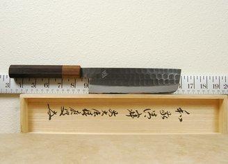 Hinoura Tamashii W#2 Tsuchime Nakiri 165mm