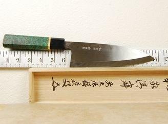 Ishikawa White #2 Deba 180mm Custom