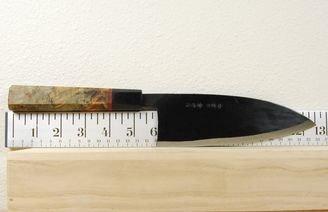 Ishikawa White #2 Thin Deba 185mm Custom