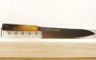 Kanehide PS60 Gyuto 210mm Urushi