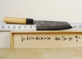 Kanehiro Ginsan Bunka 165mm