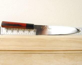 Kanjo 1K6 Tsuchime Gyuto 210mm