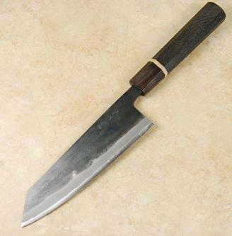 Karaku AS Bunka 170mm Bog Oak