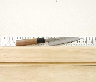 Kohetsu Blue #2 Nashiji Petty 135mm