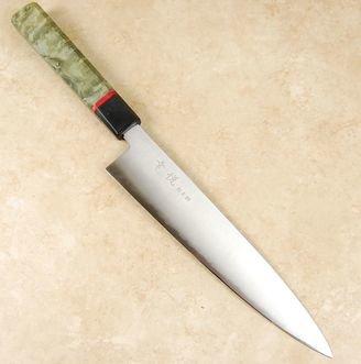 Kohetsu HAP40 Gyuto 240mm Custom