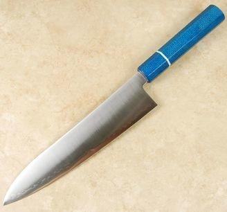Kohetsu HAP40 Gyuto 210mm Blue