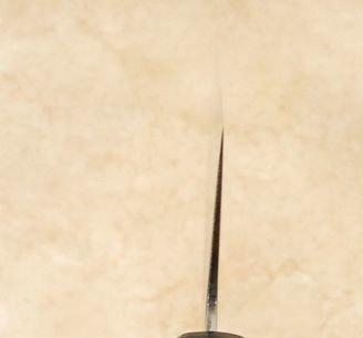 Kohetsu HAP40 KS Gyuto 240mm Red Custom
