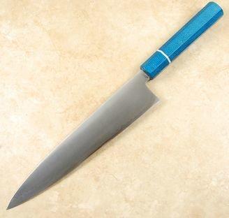 Kohetsu HAP40 Togatta Gyuto 240mm Blue