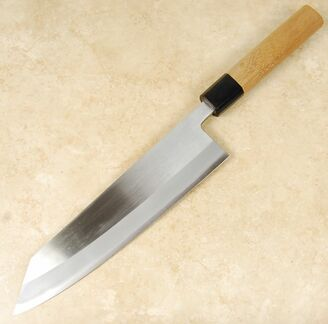 Kohetsu Shinano Blue #2 Bunka 210mm