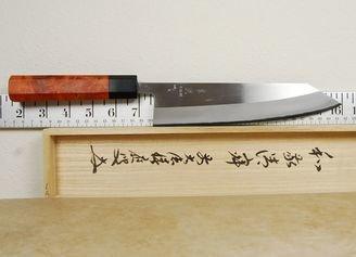 Kohetsu Shinano Blue #2 Bunka 210mm Custom